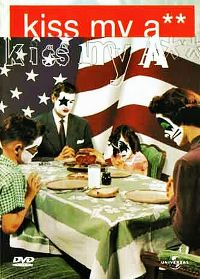 Cover KISS - KISS My A** [DVD]